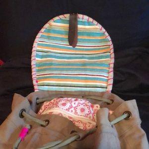 Free People Bags - Free People Messenger Backpack